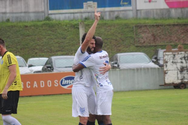 Esportivo arranca com vitória sobre o Lajeadense nas quartas Kévin Sganzerla / FML Esportes / Divulgação/FML Esportes / Divulgação