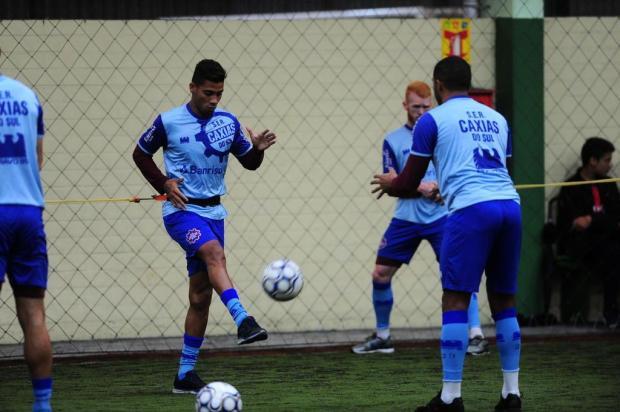 Caxias entra na semana de jogos-treino antes de estrear na Série D Porthus Junior/Agencia RBS