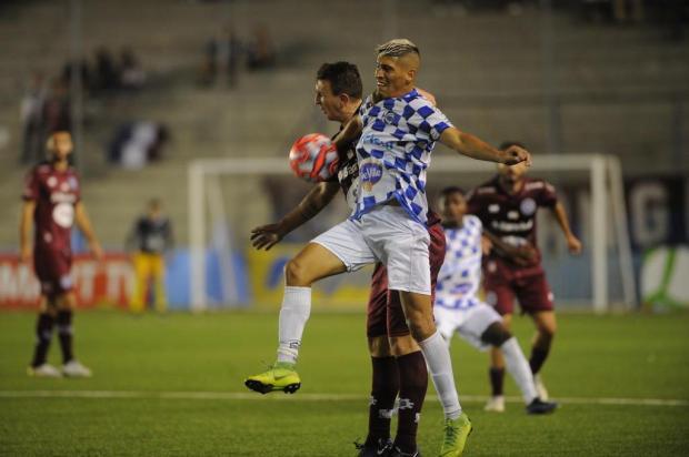 Márcio Jonatan reforça o ataque do Caxias para a Série D do Campeonato Brasileiro Antonio Valiente/Agencia RBS