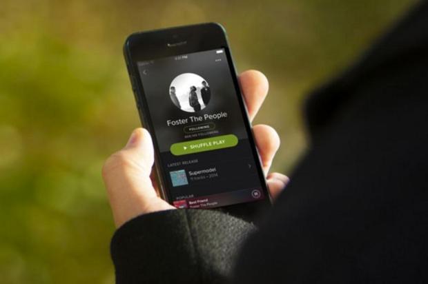Serviços de streaming seguem como a maior fonte de receita no mercado musical do Brasil Divulgação/Spotify
