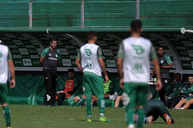 Intervalo: Os duelos de 2018 servem para o Juventude ficar ainda mais atento ao Vila Nova Marcelo Casagrande/Agencia RBS