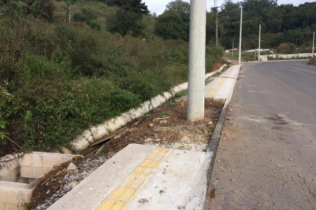 Prefeitura de Caxias garante que calçadas da Estrada dos Romeiros terão acessibilidade André Fiedler/Agência RBS