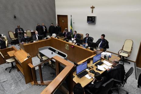 Maioria do STJ decide reduzir pena do ex-presidente Lula (Rafael Luz/STJ,Divulgação)
