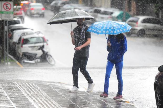 Nova frente fria traz chuva para o Rio Grande do Sul nesta quarta-feira Porthus Junior/Agencia RBS