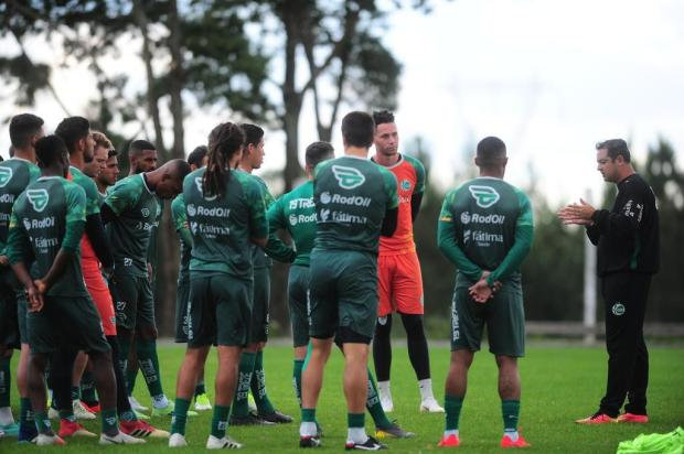 Marquinhos Santos faz mistério na escalação do Juventude para encarar o Vila Nova Porthus Junior/Agencia RBS