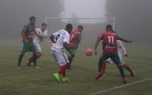Nas Castanheiras, Brasil-Fa joga pela liderança contra o Gaúcho Brasil-Fa / Divulgação/Divulgação