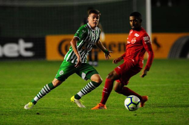 Mesmo melhor, Juventude fica no 0 a 0 contra o Vila Nova-GO no Alfredo Jaconi Porthus Junior/Agencia RBS