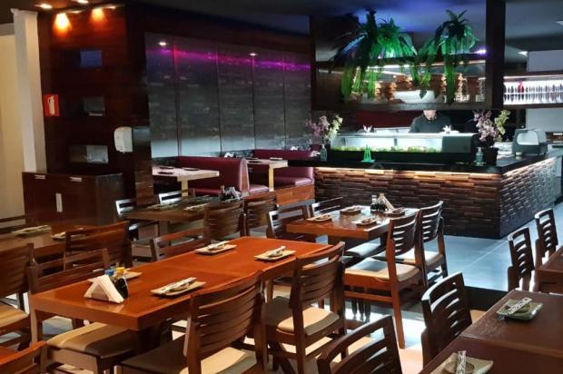 Restaurante japonês muda de nome, gestão e identidade em Caxias William Patrick da Silva/divulgação