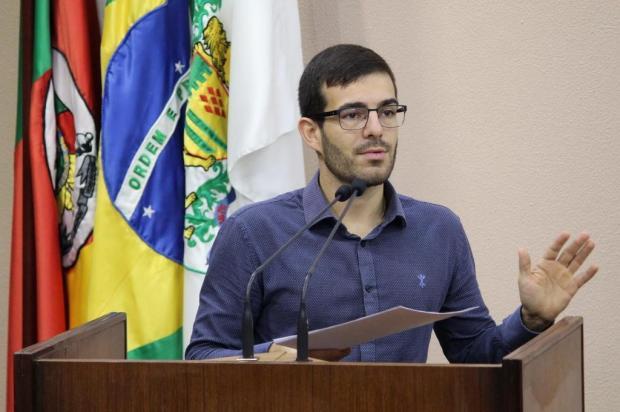 Líder do PDT diz que pedido de expulsão de Ricardo Daneluz não tem anuência de vereadores Gabriela Bento Alves/Divulgação