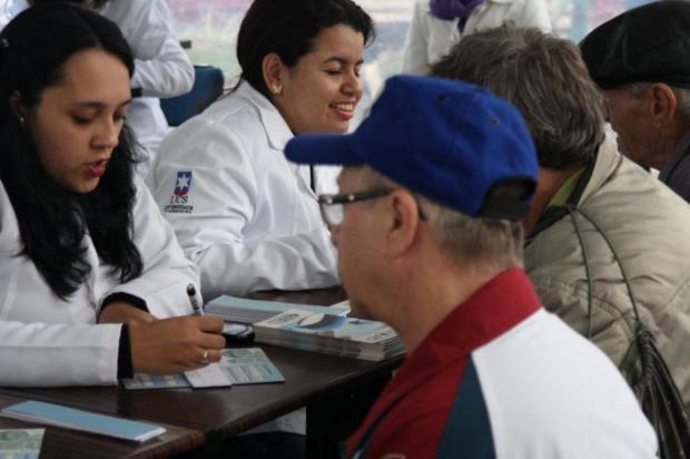 Farmacêutico na Praça promove a saúde neste sábado em Caxias Divulgação/CRF/RS