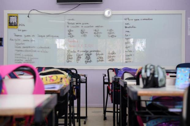 Secretária da Educação de Caxias do Sul garante que ano letivo será cumprido Antonio Valiente/Agencia RBS