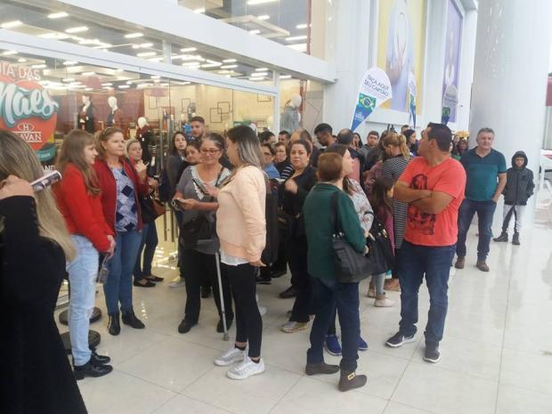 Loja da Havan em Caxias do Sul abre ao público às 10h deste sábado Marcelo Passarella / Agência RBS/Agência RBS