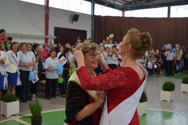 Representante de Farroupilha é eleita Rainha da Terceira Idade Júnior Lodi/Divulgação