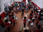 Festival Música de Rua encanta moradores do Euzébio Beltrão de Queiroz neste domingo, em Caxias Antonio Valiente/Agencia RBS