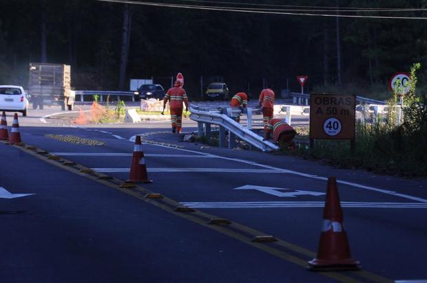 Trânsito sofrerá alterações para retomada das obras na rótula de Fazenda Souza, em Caxias Marcelo Casagrande/Agencia RBS