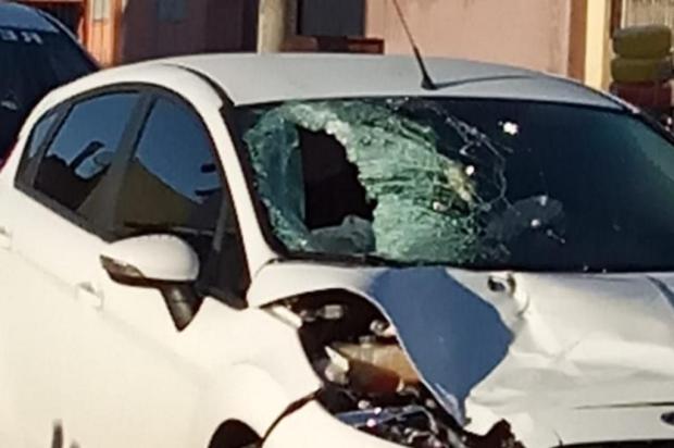 Morre estudante atropelada no bairro Desvio Rizzo em Caxias Soli Lemos/Divulgação