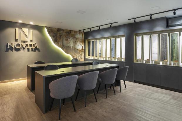 Marmoraria investe R$ 200 mil em novo showroom em Caxias Guilherme Jordani/divulgação