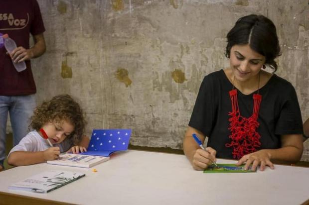 Manuela D'Ávila lança livro em Caxias do Sul nesta quinta-feira Karla Boughoff/Divulgação