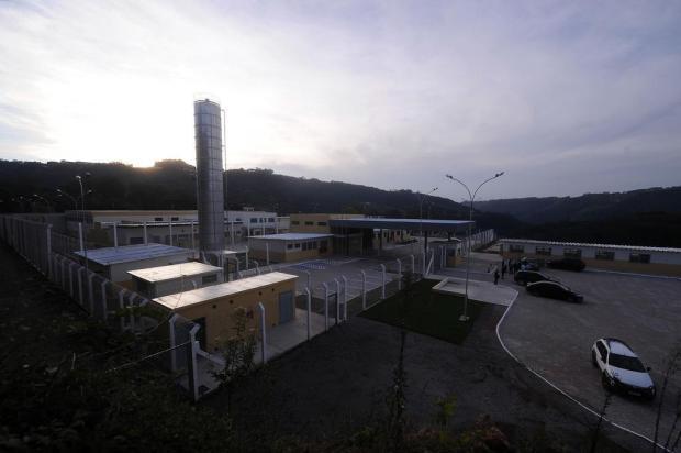 Prédio está pronto, mas não há cronograma para inauguração do novo presídio de Bento Gonçalves Marcelo Casagrande/Agencia RBS