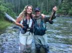 Iotti estreia série sobre pescaria na Fish TV Arquivo pessoal/Arquivo pessoal