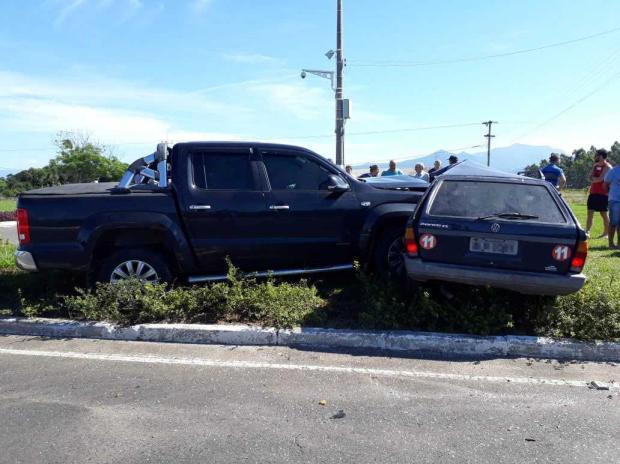 Idoso morre em acidente na Estrada do Mar, no Litoral Norte CRBM / Divulgação/Divulgação