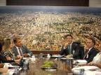 Prefeito de Caxias e secretários viajam a Brasília Lucas Amorelli/Agencia RBS