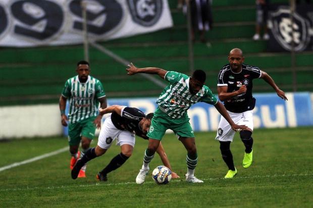 Juventude tropeça em casa e fica no empate em 1 a 1 com o Remo Marcelo Casagrande/Agencia RBS