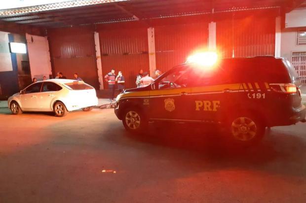 Mulher morre em acidente em Vacaria Polícia Rodoviária Federal/Divulgação