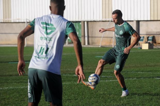 Centroavante Paulo Sérgio está liberado para reforçar o Juventude Marcelo Casagrande/Agencia RBS