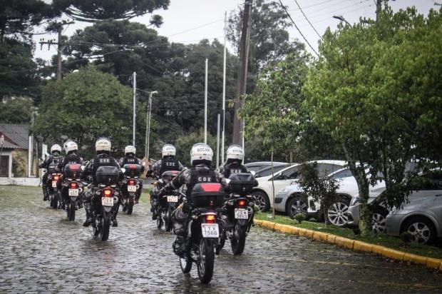 Rocam é chamada contra os furtos de veículo em Caxias do Sul Brigada Militar/Divulgação