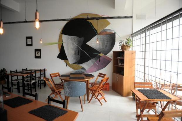 Café Anexo abre sua primeira exposição de arte no dia 16 de maio Lucas Amorelli/Agencia RBS