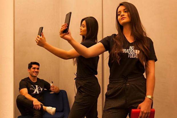 Empresa caxiense fornece tecnologia para a Calvin Klein Flagship, de São Paulo Guilherme Jordani/divulgação