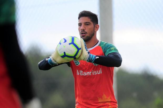 Intervalo: Marcelo Carné é a principal contratação do ano no Juventude Porthus Junior/Agencia RBS