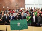 Na Assembleia Legislativa, Neri, O Carteiro destaca Escola Família Agrícola Vinicius Reis/Divulgação
