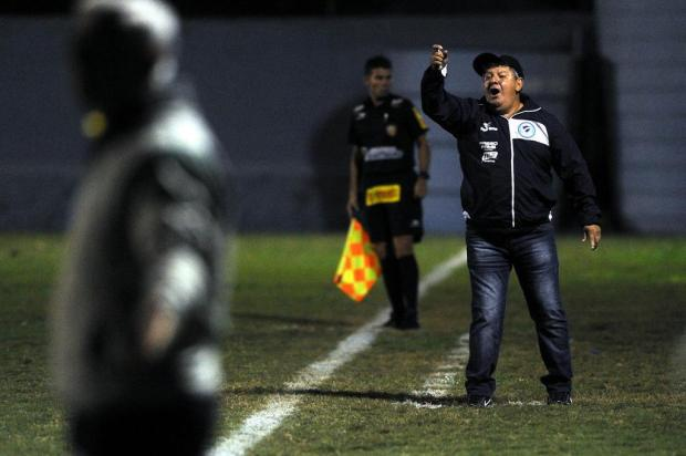 Jair Galvão lamenta início desatento do Glória contra o Ypiranga MarceloCasagrande/Agencia RBS