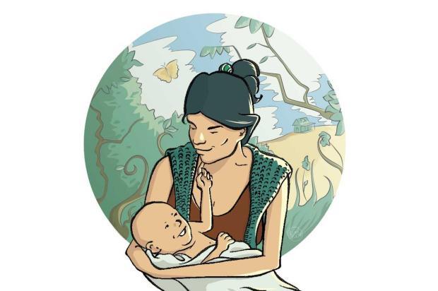 Nivaldo Pereira: o valor das mães Luan Zuchi/