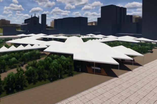 VÍDEO: faça um passeio virtual pelo projeto da 35ª Feira do Livro de Caxias do Sul Reprodução/Reprodução