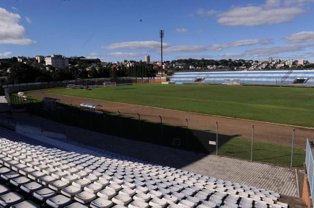 Prefeitura de Bento cogita três áreas para construir pista de atletismo Marcelo Casagrande/Agencia RBS