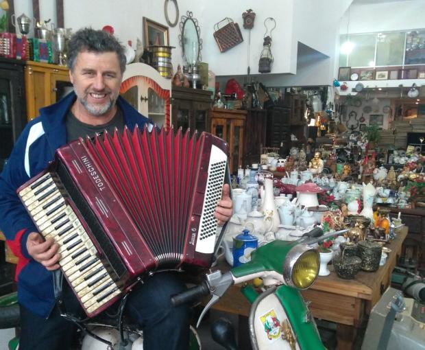 Memória afetiva impulsiona venda de objetos antigos Rodrigo Lopes / Especial/Especial