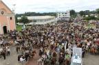 Mais de 1,5 mil participam da pré-romaria de jipeiros e cavalarianos ao Santuário de Caravaggio, em Farroupilha Santuário Nossa Senhora de Caravaggio/Divulgação