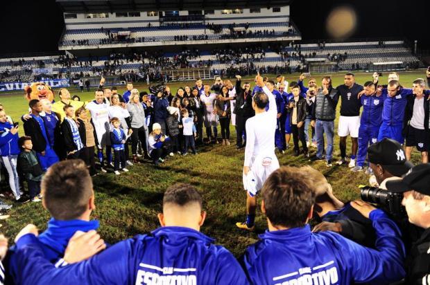 Esportivo na primeira divisão: os números do acesso alviazul Porthus Junior/Agencia RBS