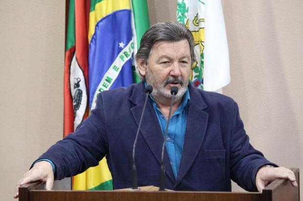 Vereador diz que prefeito de Caxias do Sul é caso de interdição Gabriela Bento Alves/Divulgação