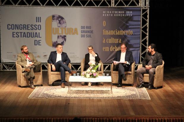 Prefeitura de Bento Gonçalves assina repasse de R$ 765 mil para financiar projetos culturais José Estefanon / Divulgação/Divulgação