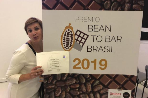 Fábrica de chocolate de Caxias do Sul ganha prêmio nacional Silvana Castelli/Divulgação