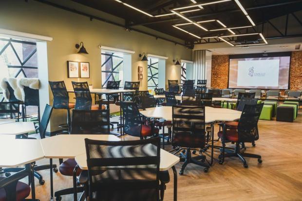 Mais um espaço de inovação e criatividade na Serra Eriel Giotti/divulgação