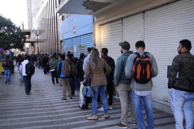 Caxias do Sul pode ter agência municipal de empregos Antonio Valiente/Agencia RBS