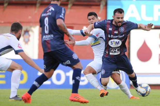 Caxias não deve ter volante titular no confronto diante do Cianorte Antonio Valiente/Agencia RBS