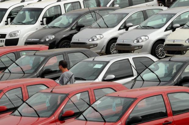 Mais de 800 veículos serão leiloados pelo Detran em Caxias do Sul Guto Kuerten/Agencia RBS