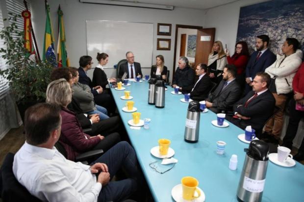 Prefeito de Farroupilha nomeia concunhado para secretaria municipal Caiani Lopes/Divulgação