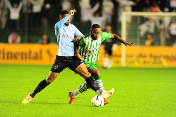 Juventude e Grêmio ficam no 0 a 0 pelas oitavas de final, no Jaconi Porthus Junior/Agencia RBS